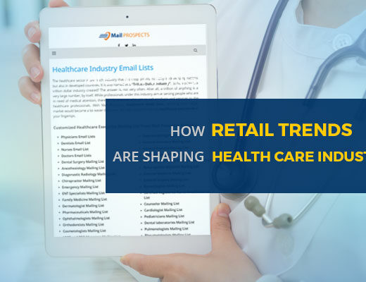 How To Retail Trends Are shaping Healthcare Care Industry