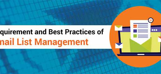 best requirement and practices of email list management