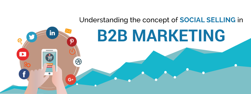 Understanding social selling in B2B Marketing