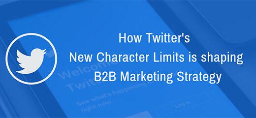 twitter shaping B2B marketing startegy