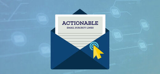 tips to write actionable email subject lines