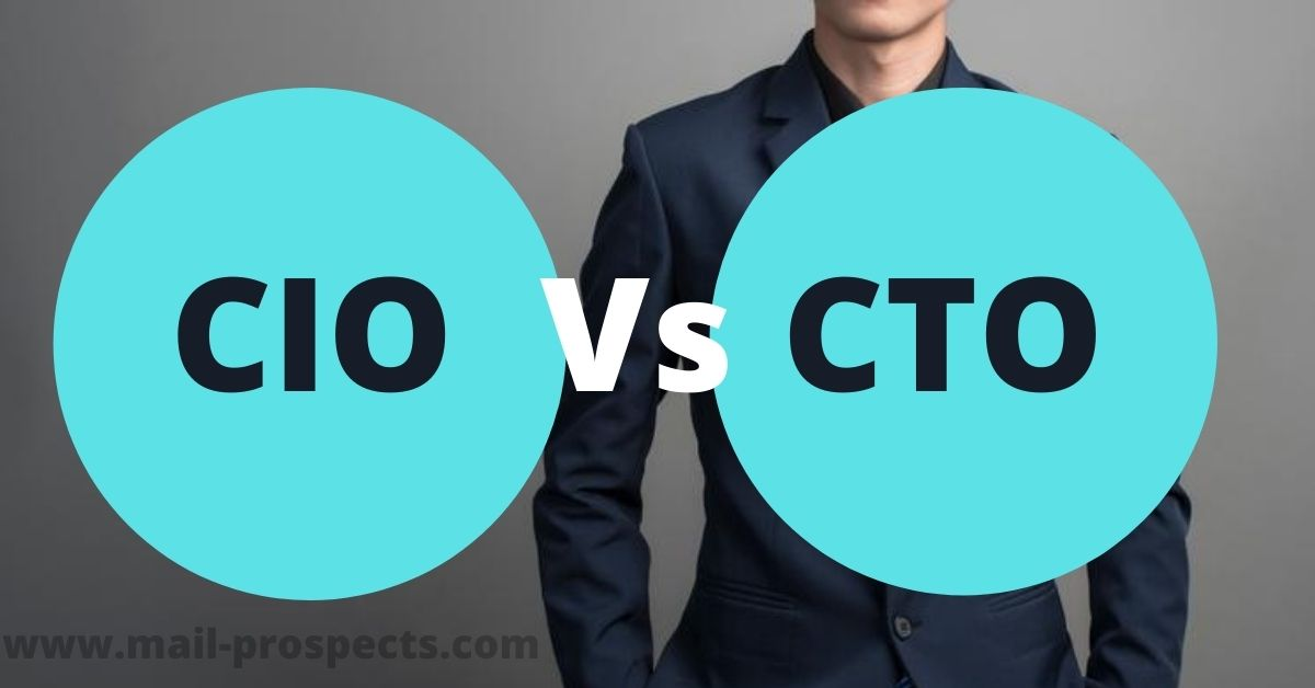 key differences between CIO and CTO